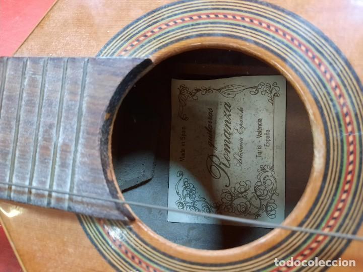 Instrumentos musicales: Bandurria, Romanza, Turís, Valencia. - Foto 2 - 236977290