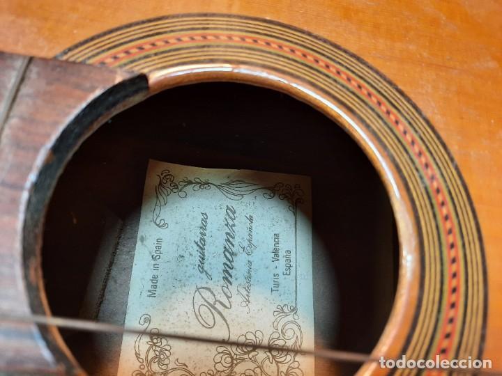 Instrumentos musicales: Bandurria, Romanza, Turís, Valencia. - Foto 3 - 236977290