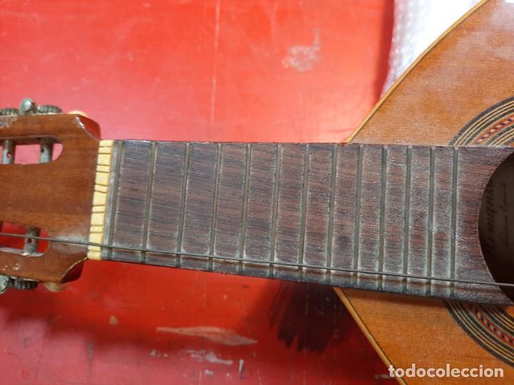 Instrumentos musicales: Bandurria, Romanza, Turís, Valencia. - Foto 4 - 236977290