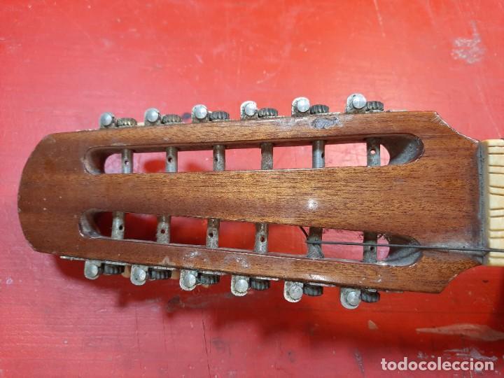 Instrumentos musicales: Bandurria, Romanza, Turís, Valencia. - Foto 5 - 236977290