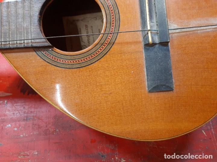 Instrumentos musicales: Bandurria, Romanza, Turís, Valencia. - Foto 6 - 236977290