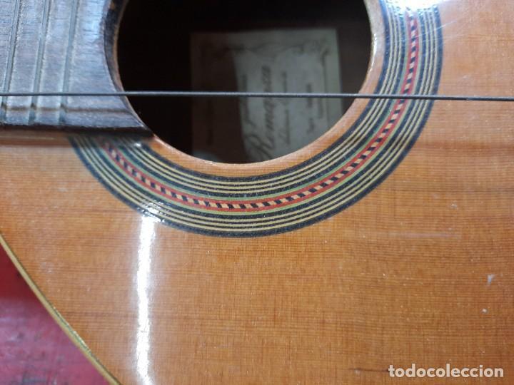 Instrumentos musicales: Bandurria, Romanza, Turís, Valencia. - Foto 7 - 236977290