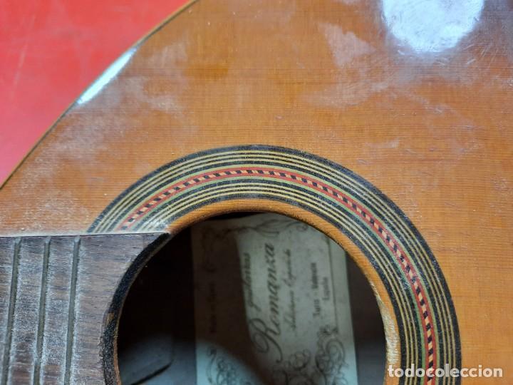 Instrumentos musicales: Bandurria, Romanza, Turís, Valencia. - Foto 8 - 236977290