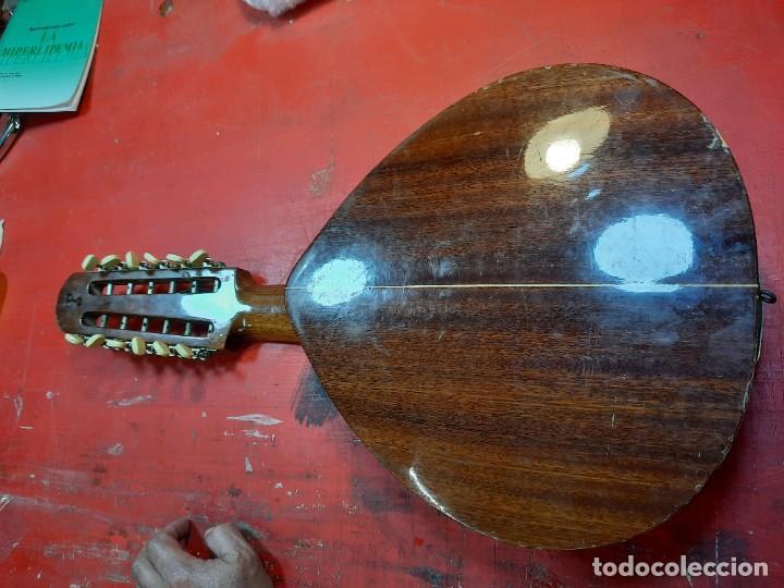 Instrumentos musicales: Bandurria, Romanza, Turís, Valencia. - Foto 10 - 236977290