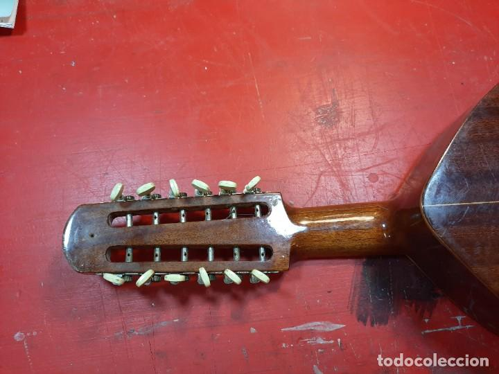Instrumentos musicales: Bandurria, Romanza, Turís, Valencia. - Foto 11 - 236977290