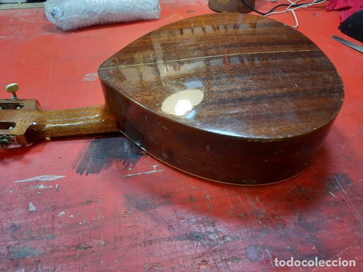 Instrumentos musicales: Bandurria, Romanza, Turís, Valencia. - Foto 12 - 236977290