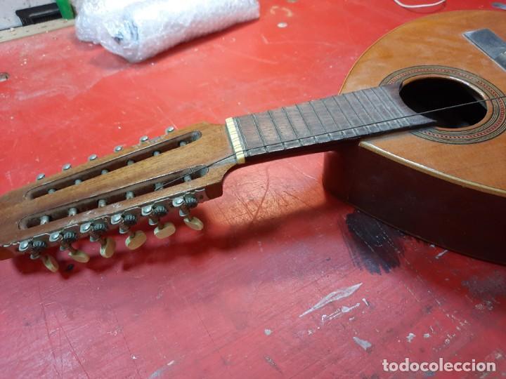 Instrumentos musicales: Bandurria, Romanza, Turís, Valencia. - Foto 14 - 236977290