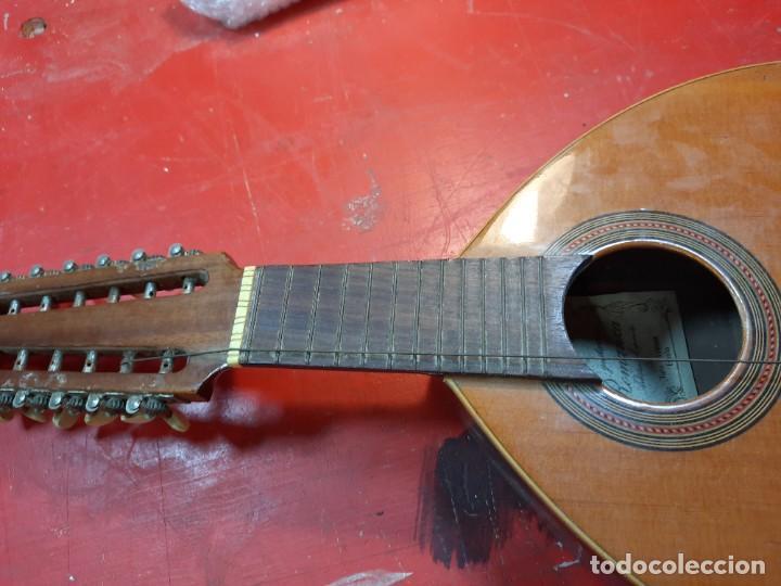 Instrumentos musicales: Bandurria, Romanza, Turís, Valencia. - Foto 15 - 236977290