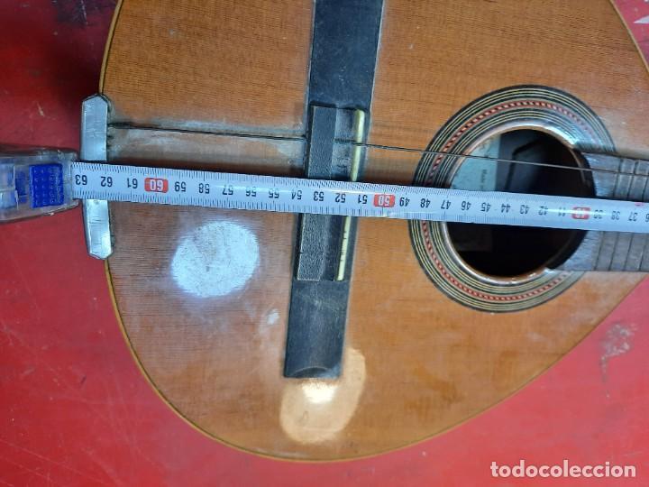 Instrumentos musicales: Bandurria, Romanza, Turís, Valencia. - Foto 16 - 236977290