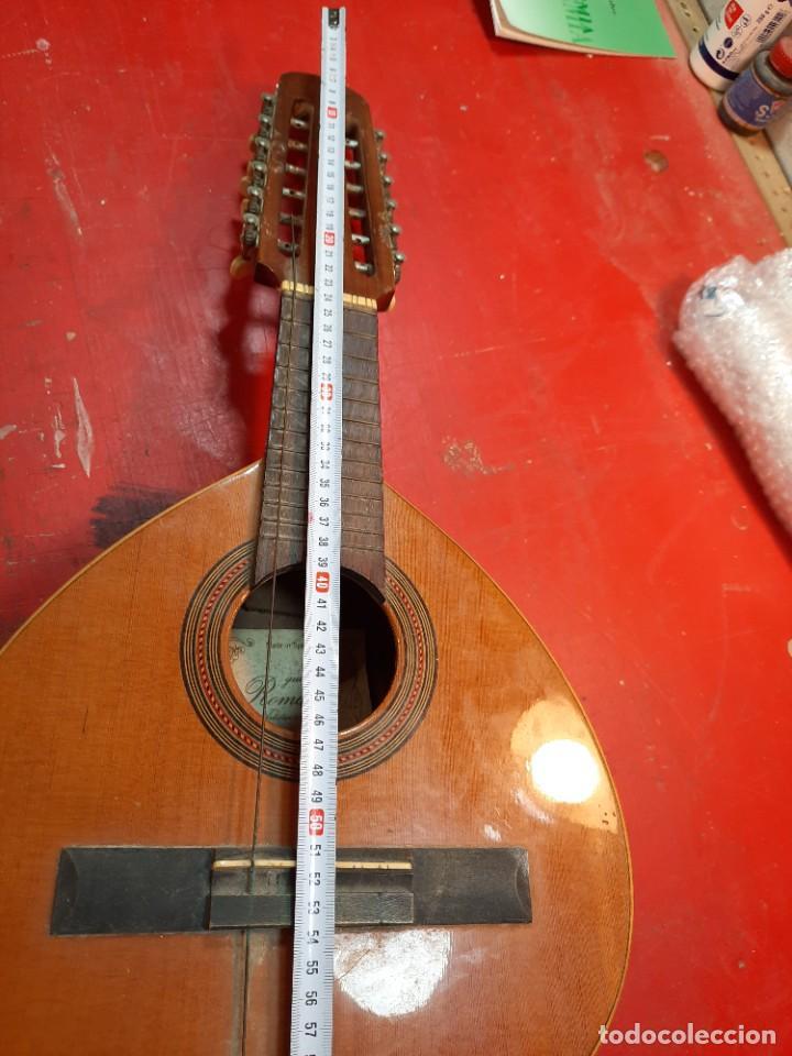 Instrumentos musicales: Bandurria, Romanza, Turís, Valencia. - Foto 17 - 236977290