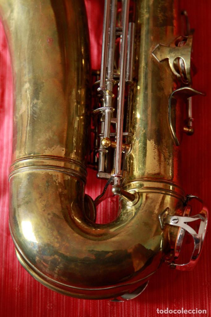 Instrumentos musicales: SAXOFON ALTO WELTKLAN - Foto 8 - 218561132