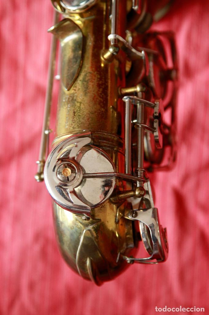 Instrumentos musicales: SAXOFON ALTO WELTKLAN - Foto 11 - 218561132