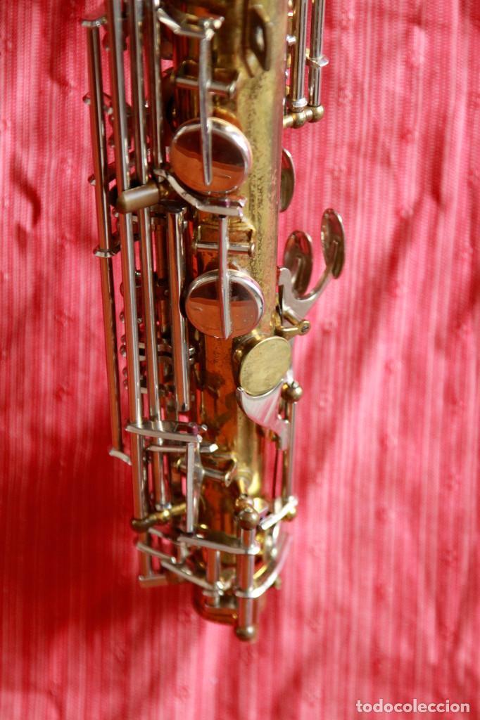 Instrumentos musicales: SAXOFON ALTO WELTKLAN - Foto 13 - 218561132