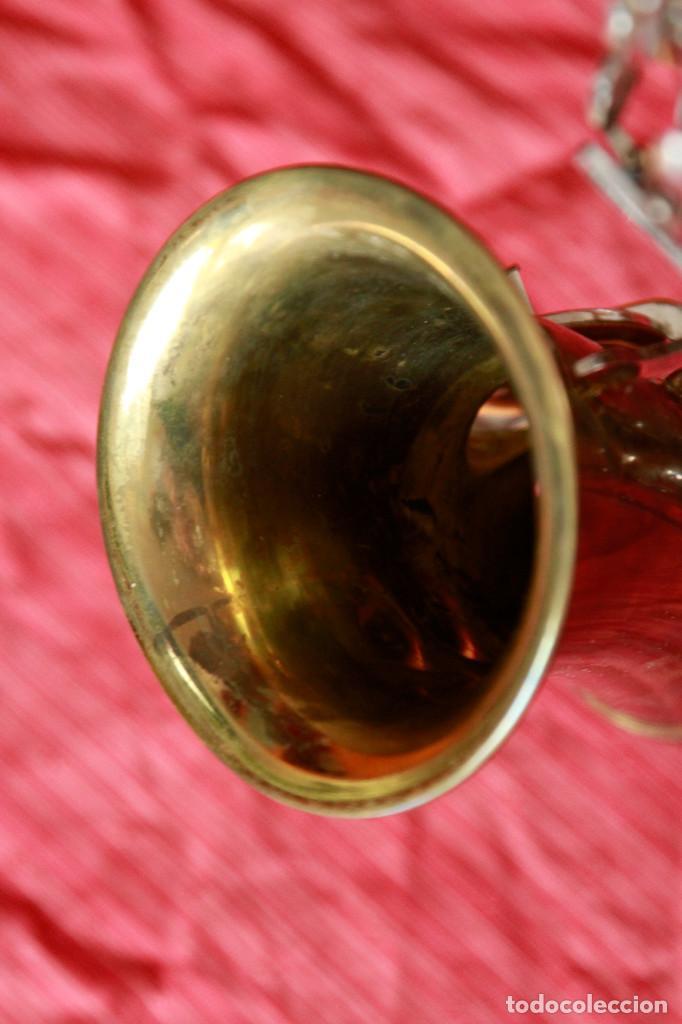 Instrumentos musicales: SAXOFON ALTO WELTKLAN - Foto 14 - 218561132