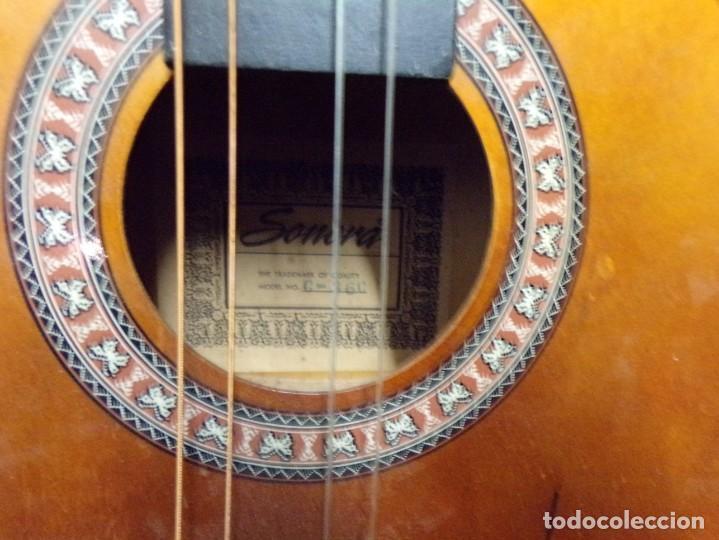 Instrumentos musicales: guitarra española marca sonora - Foto 4 - 218608883