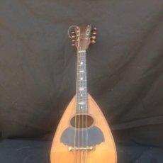 Instrumentos musicales: MANDOLINA ITALIANA. Lote 218633187