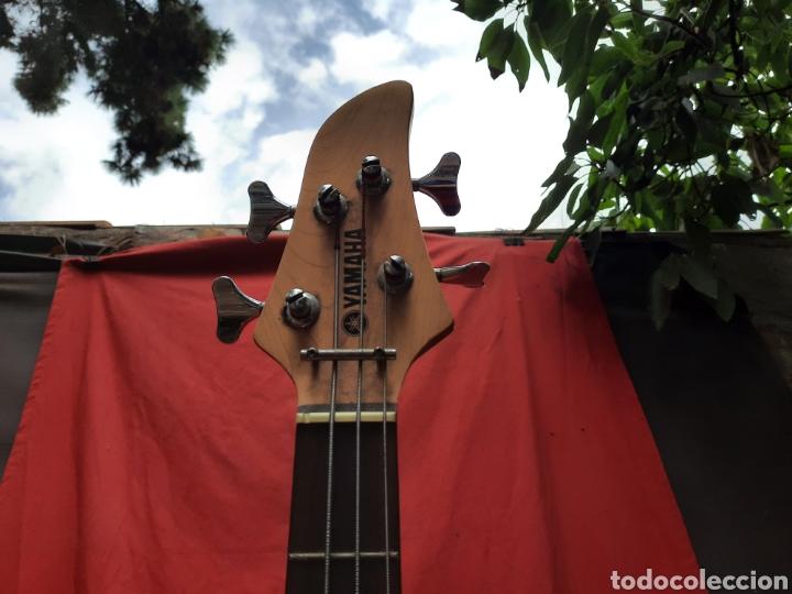 Instrumentos musicales: Bajo eléctrico Yamaha - Foto 3 - 218640627