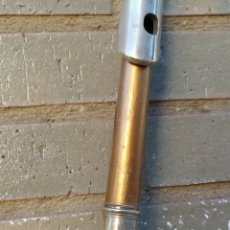 Instrumentos musicales: ANTIGUA FLAUTA TRAVESERA. Lote 218661521