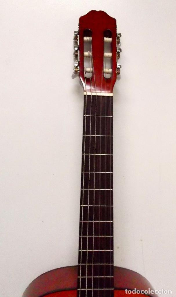 Instrumentos musicales: Guitarra Firmada por Paco Cepero un lujo para uno solo es única en la red y mas - Foto 3 - 218693958