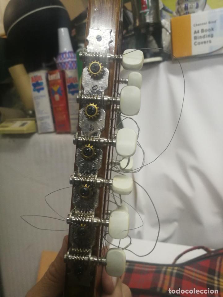 Instrumentos musicales: ANTIGUA BANDURRIA LAUD AÑOS 60 DE FRANCISCO ESTEVE VALENCIA, EN BUEN ESTADO - Foto 6 - 218713752