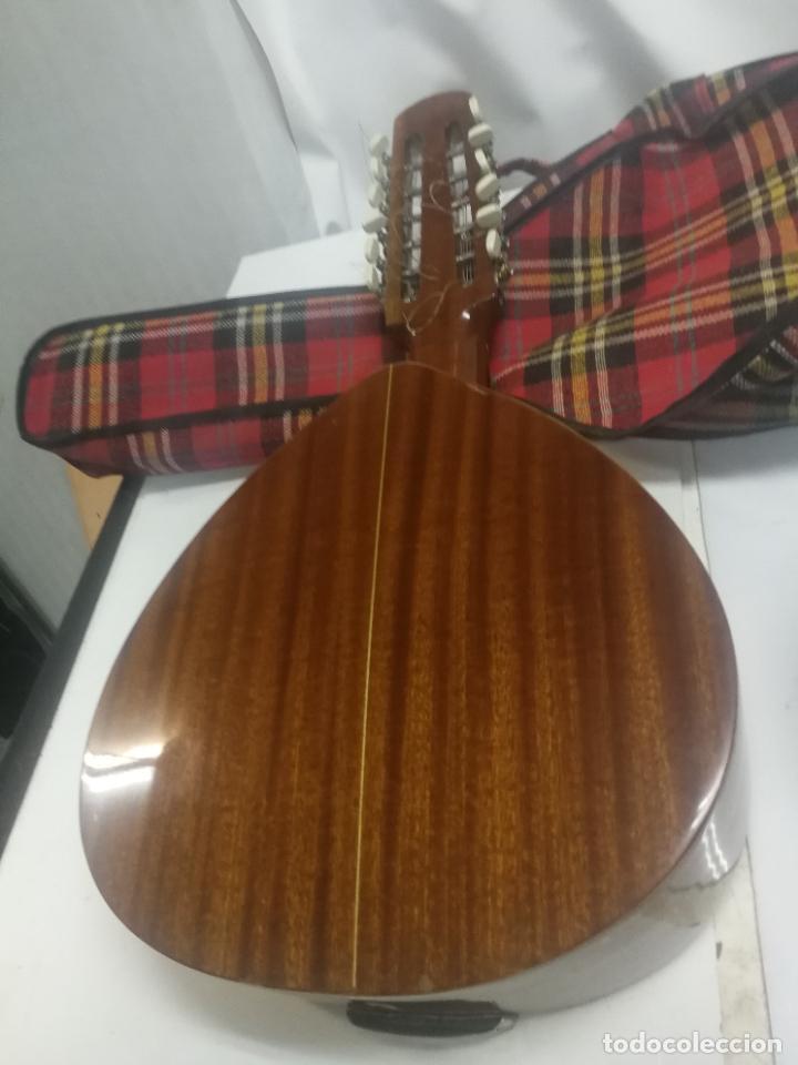 Instrumentos musicales: ANTIGUA BANDURRIA LAUD AÑOS 60 DE FRANCISCO ESTEVE VALENCIA, EN BUEN ESTADO - Foto 8 - 218713752