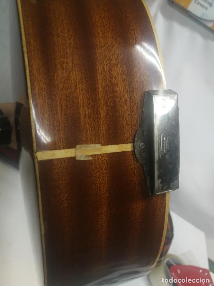 Instrumentos musicales: ANTIGUA BANDURRIA LAUD AÑOS 60 DE FRANCISCO ESTEVE VALENCIA, EN BUEN ESTADO - Foto 9 - 218713752