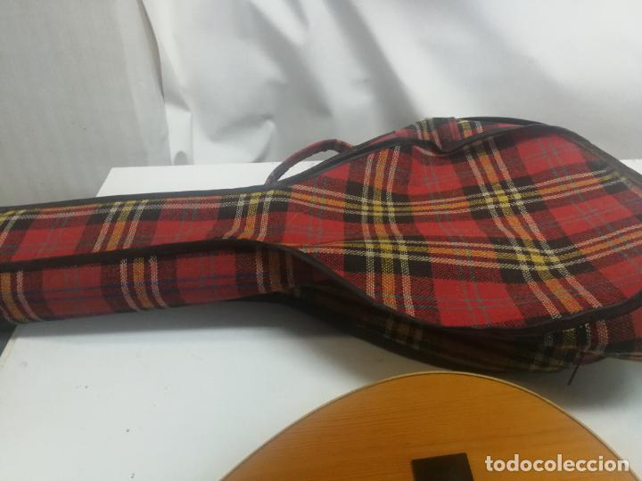 Instrumentos musicales: ANTIGUA BANDURRIA LAUD AÑOS 60 DE FRANCISCO ESTEVE VALENCIA, EN BUEN ESTADO - Foto 14 - 218713752