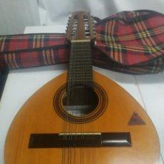 Instrumentos musicales: ANTIGUA BANDURRIA LAUD AÑOS 60 DE FRANCISCO ESTEVE VALENCIA, EN BUEN ESTADO. Lote 218713752