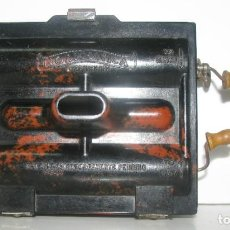 Instrumentos Musicais: 969-ANTIGUA-ROLMONICA(ARMÓNICA) EN BAKELITA CON 3 ROLLOS ,1928, RARÍSIMO Y CURIOSO OBJETO--FUNCIONA. Lote 218730328