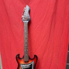 Instrumentos musicales: GUITARRA ELÉCTRICA TEISCO DEL REY 1960. Lote 218788057