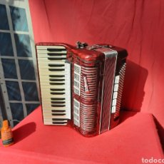 Instrumentos musicales: ACORDEON WELTMEISTER 120 BAJOS. Lote 218788648