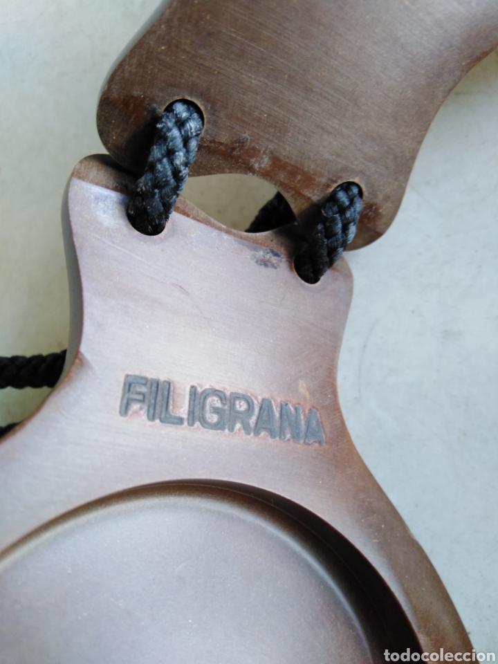 Instrumentos musicales: Castañuelas filigrana - Foto 5 - 218793580