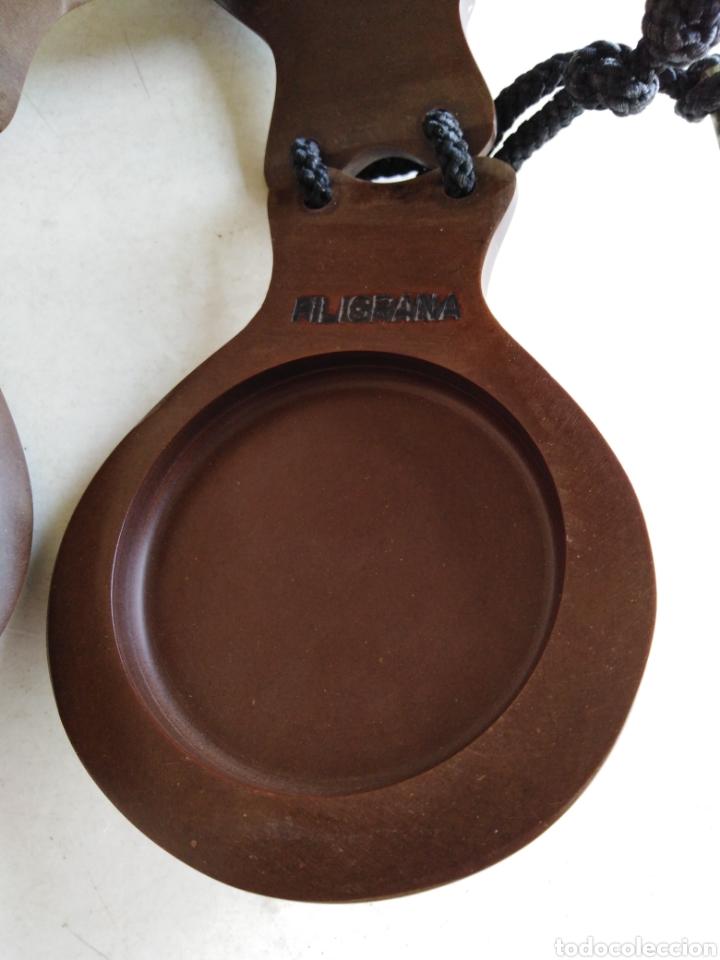 Instrumentos musicales: Castañuelas filigrana - Foto 6 - 218793580