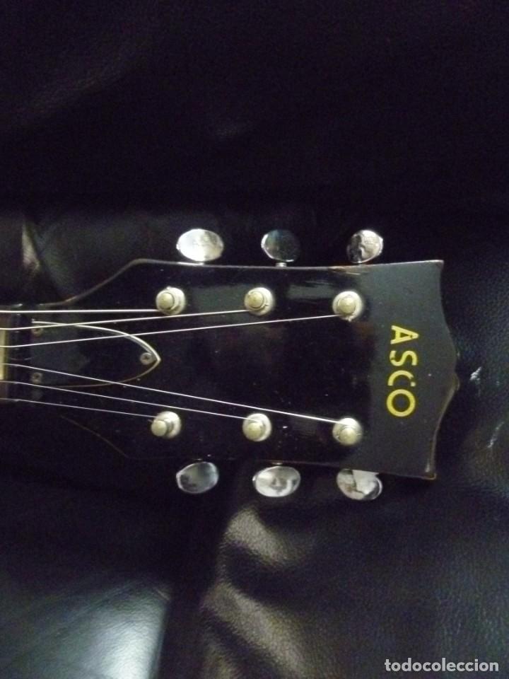 Instrumentos musicales: Guitarra SG Japón de los 70 Asco - Foto 4 - 218975608