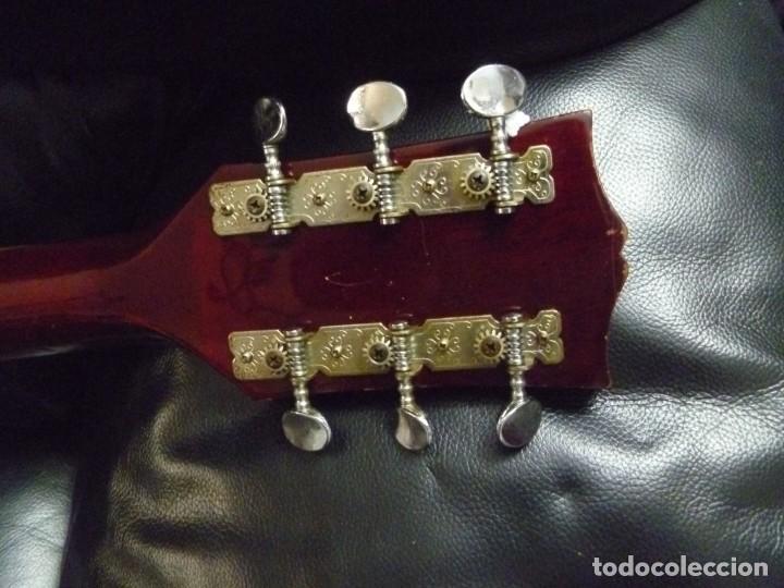 Instrumentos musicales: Guitarra SG Japón de los 70 Asco - Foto 8 - 218975608