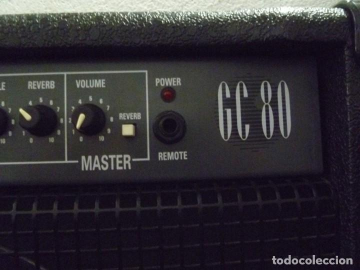 Instrumentos musicales: Amplificador Laney GC 80W U.K - Foto 3 - 218976358