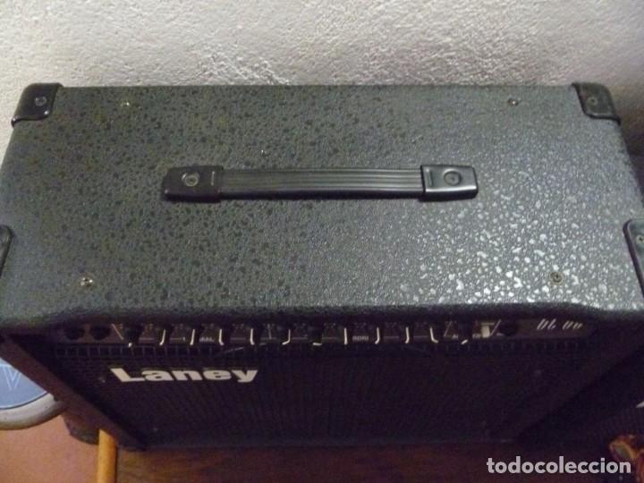 Instrumentos musicales: Amplificador Laney GC 80W U.K - Foto 4 - 218976358