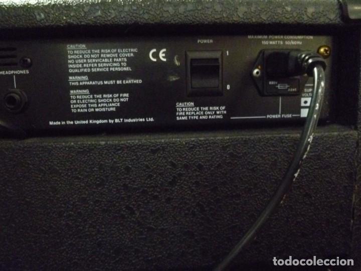 Instrumentos musicales: Amplificador Laney GC 80W U.K - Foto 5 - 218976358
