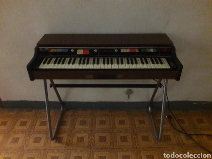 ORGANO (Música - Instrumentos Musicales - Pianos Antiguos)