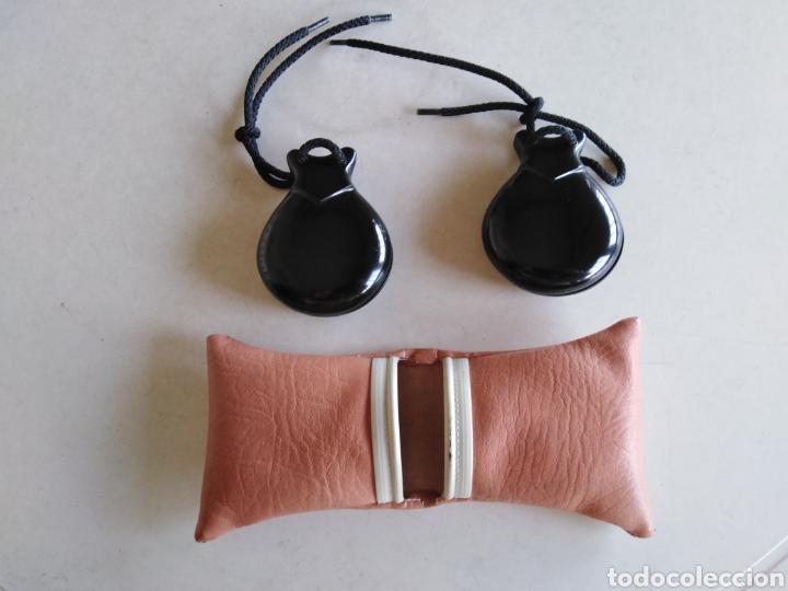 Instrumentos musicales: Castañuelas Hernández - Foto 2 - 218981318