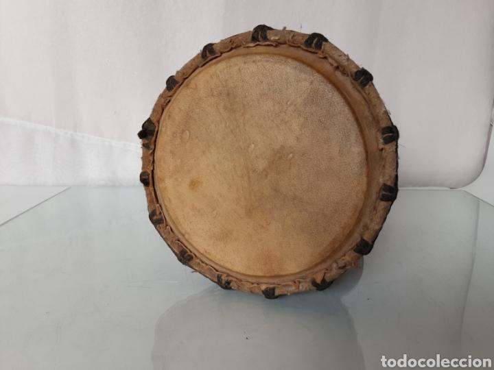 Instrumentos musicales: Bongo tambor etnico - Foto 4 - 219051165