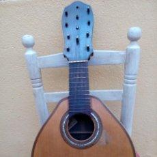 Instrumentos Musicais: BANDURRIA, SALVADOR IBÁÑEZ,VALENCIA. Lote 219131237