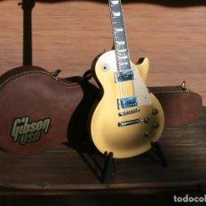 Instrumentos musicales: GIBSON GOLDTOP 1960 GUITARRA + MALETA GIBSON ORIGINAL. Lote 219138527