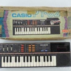 Instrumentos Musicais: TECLADO CASIO PT -82 INCLUYE CASETTE MEMORIA. Lote 219181681