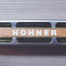 Instrumentos musicales: ARMONICA HOHNER BLUES HARP MS.. Lote 219240530