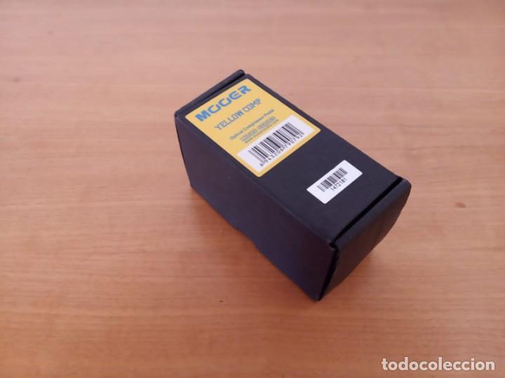 Instrumentos musicales: Mooer Yellow Comp - pedal guitarra - Foto 3 - 219378743