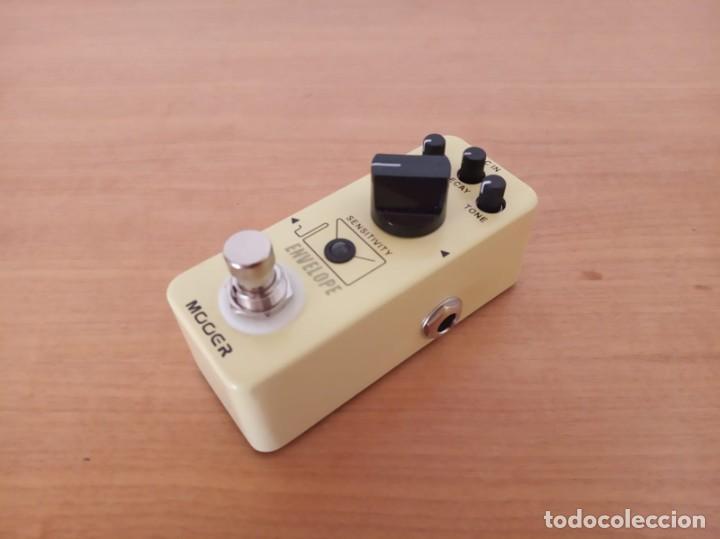 Instrumentos musicales: Mooer Envelope Analog Auto Wah - pedal guitarra - Foto 2 - 219379528