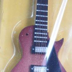 Instrumentos musicales: GUITARRA-COLECCIONISTA-JIMMY PAGE-TAMAÑO-VER FOTOS-COLECCIONABLE-SALVAT-CLASICO-SIN FASCICULO. Lote 219409887
