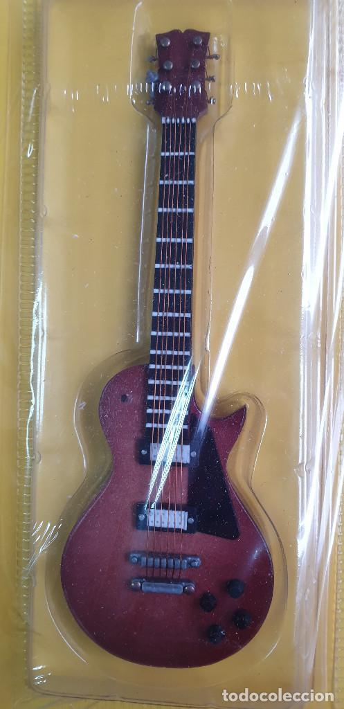 Instrumentos musicales: GUITARRA-COLECCIONISTA-JIMMY PAGE-TAMAÑO-VER FOTOS-COLECCIONABLE-SALVAT-CLASICO-SIN FASCICULO - Foto 4 - 219409887