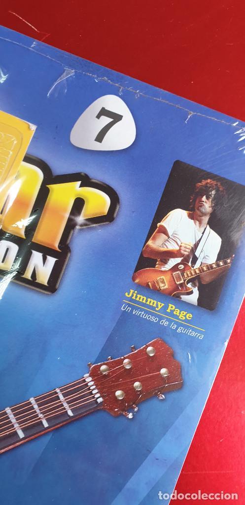 Instrumentos musicales: GUITARRA-COLECCIONISTA-JIMMY PAGE-TAMAÑO-VER FOTOS-COLECCIONABLE-SALVAT-CLASICO-SIN FASCICULO - Foto 6 - 219409887